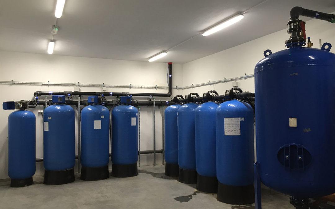 Kamień – usuwanie i zapobieganie odkładaniu w przemysłowych stacjach uzdatniania wody