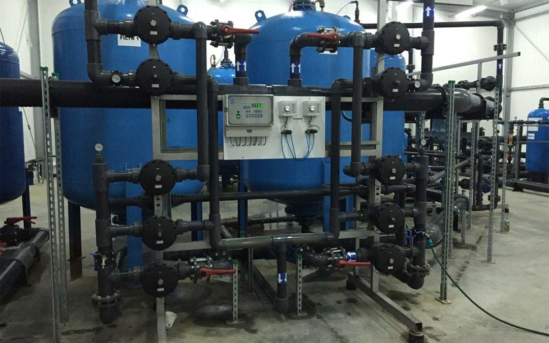 Preparaty do uzdatniania wody w przemysłowych stacjach uzdatniania wody