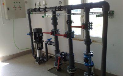 Biocydy – zastosowanie w przemysłowym uzdatnianiu wody
